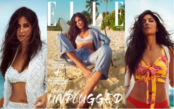 Must Watch Katrina Kaifs Sexy Romp On The Beach For Elle -1870