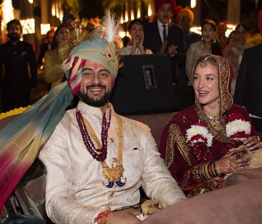 Arunoday Singh and wife announce separation