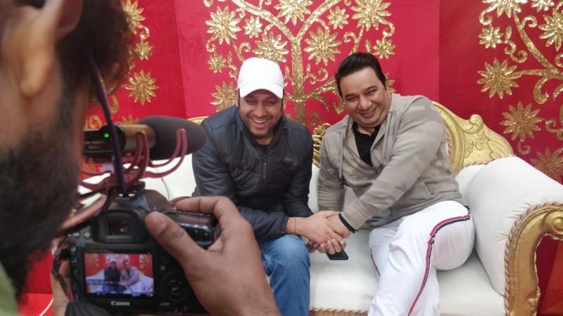 Director Raaj Shaandilyaa and Director :Choreographer Ahmed Khan