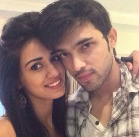 Disha Patani and Parth Samthaan dated each other