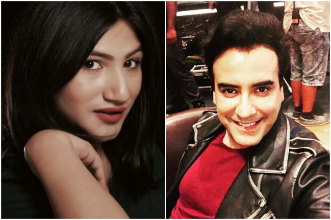 Mahika Sharma and Karan Oberoi