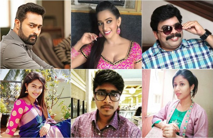 Bigg Boss Tamil 3 - Here are the contestants