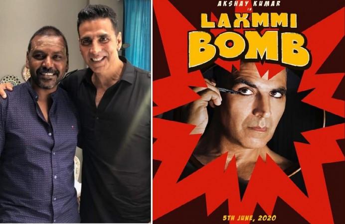 Akshay Kumar's Laxmmi Bomb movie