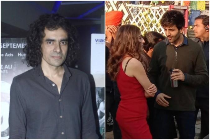 Imtiaz Ali reportedly asked Sara Ali Khan and Kartik Aaryan to reduce public appearances together