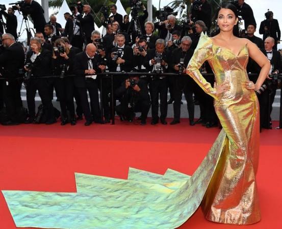 Aishwarya Rai Bachchan at Cannes 2019
