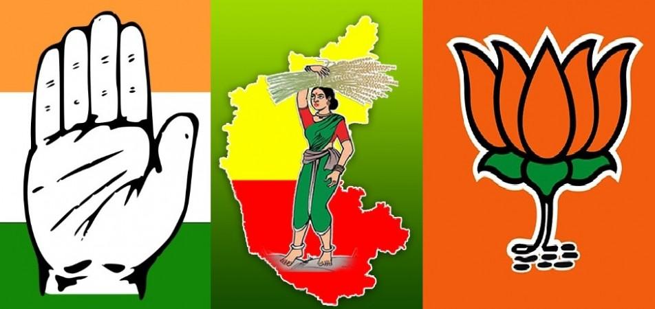 Karnataka political party logos