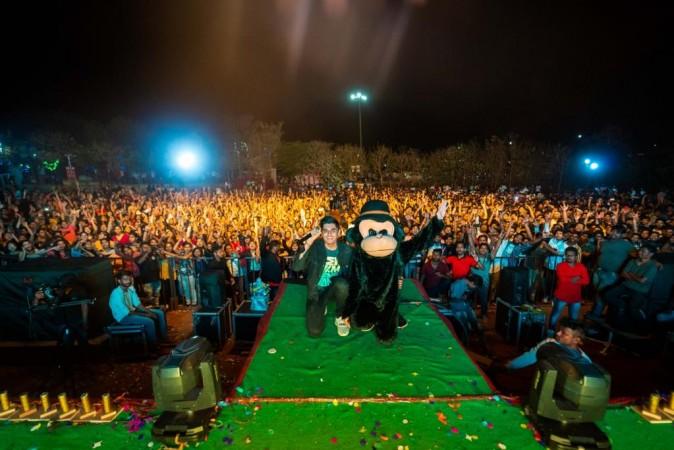 DJ Zenith aka Harshit Agarwal