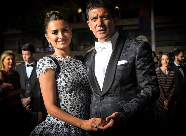 Antonio Banderas and Penélope Cruz at Cannes 2019