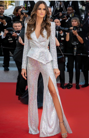 Izabel Goulart at Cannes 2019