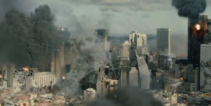 San Andreas movie to turn true? Scientist warns Ring of Fire is ripe