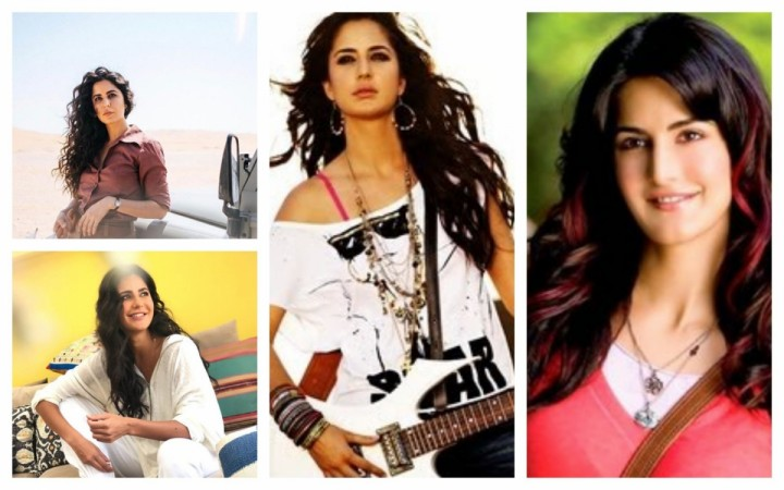 Katrina Kaif speaks about her evolution as an actor