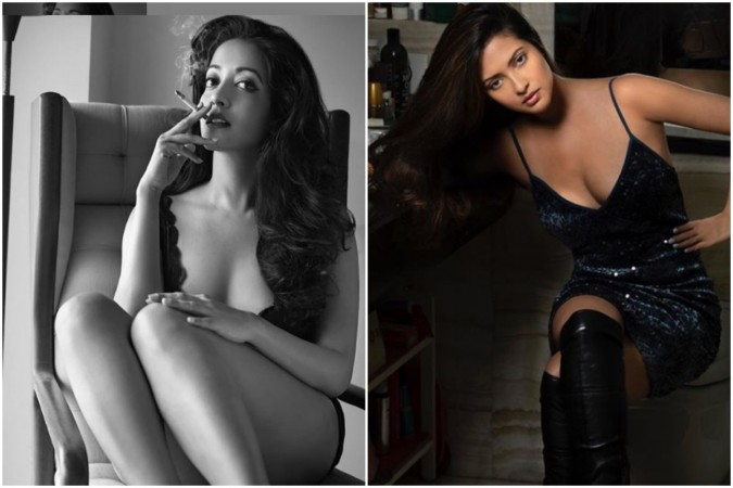 Riya Sen and Raima Sen hot photos