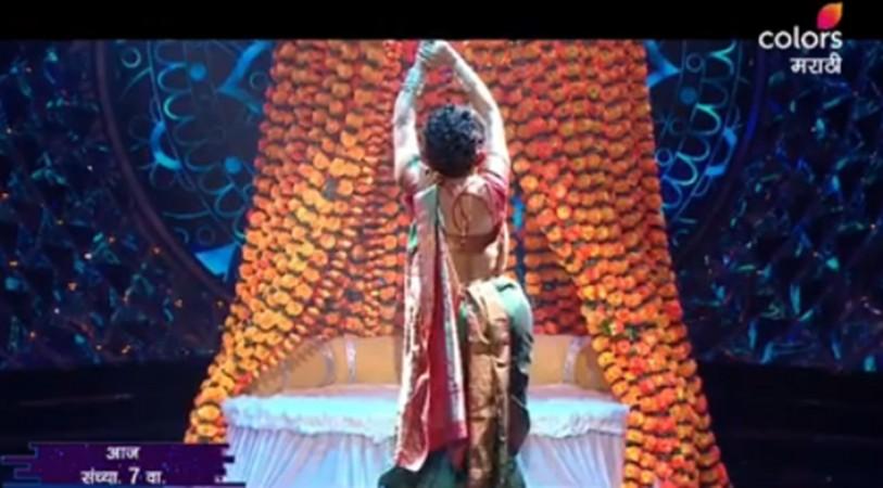 Bigg Boss Marathi 2 grand premiere: Kishori Shahane is the