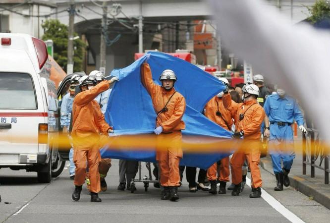 Children among 16 injured in stabbing at Japan bus stop