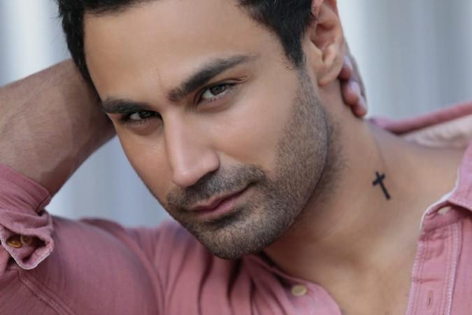 Male model Karan Oberoi aka KO