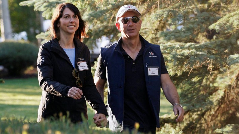 Mackenzey Bezos