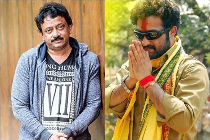 Ram Gopal Varma and Junior NTR