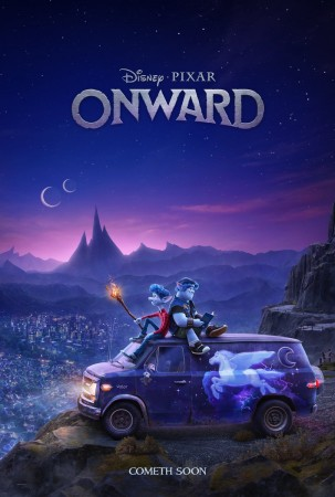 Check out Chris Pratt and Tom Holland's 'Onward' trailer