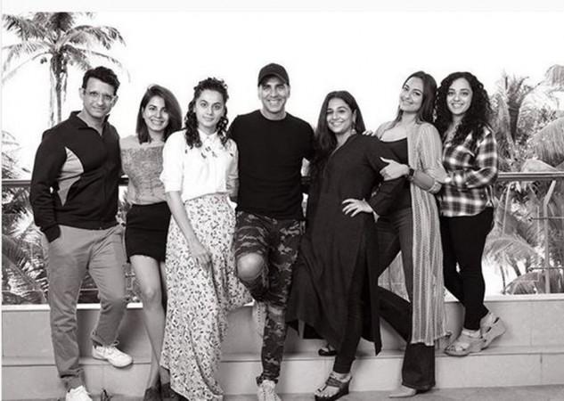 Mission Mangal ensemble cast