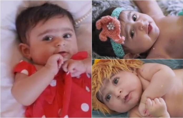 Yash-Radhika Pandit's Daughter's New Pics