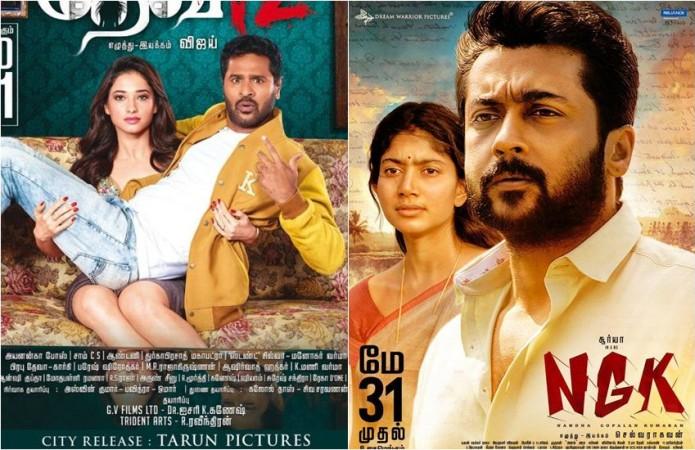 Devi 2 vs NGK at Box Office