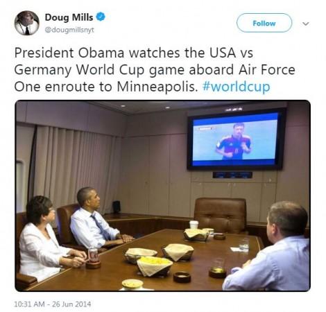 obama fifa tweet