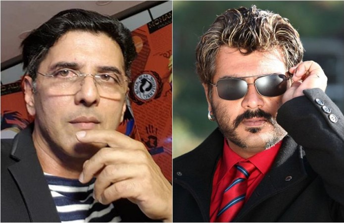 Babloo Prithiveeraj and Ajith