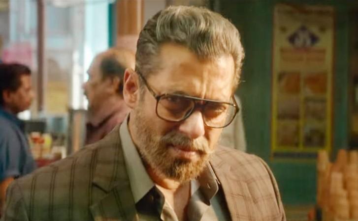 Salman Khan in Bharat