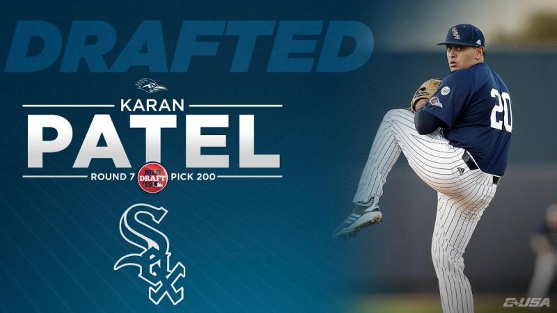 Karan Patel Baseball
