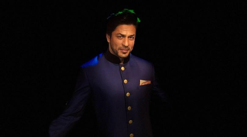 Shah Rukh Khan at Madame Tussauds Delhi