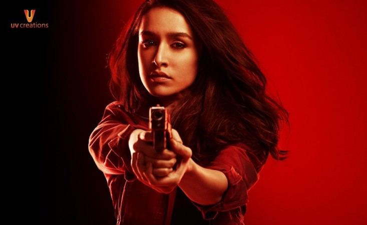 Shraddha Kapoor's first looks from Saaho