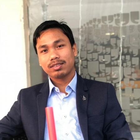 Dhananjoy Tripura