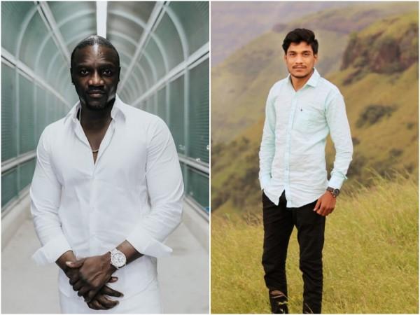 Akon, Akshay Girme