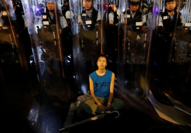 Hong Kong protests against proposed extradition law