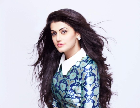 Taapsee Pannu in game over