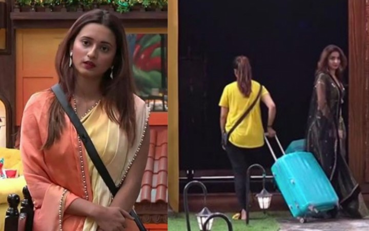 Shivani Surve evicted and Heena Panchal makes a wild card entry on Bigg Boss Marathi 2