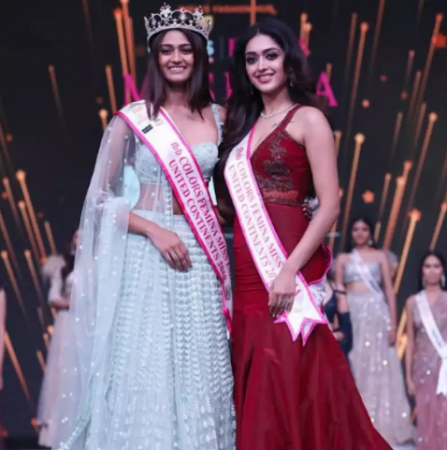Shreya Shanker won Miss India United Continents 2019