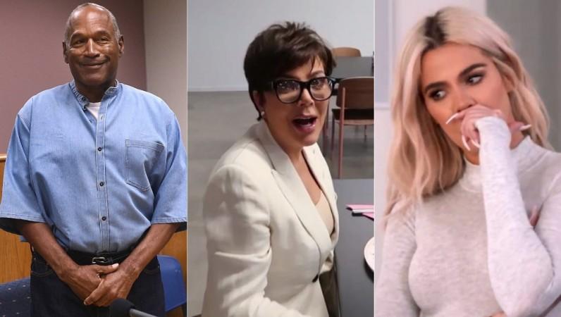 OJ Simpson, Kris Jenner, Khloe Kardashian