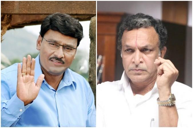 Bhagyaraj and Nasser