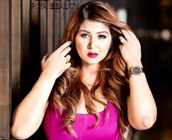 makeup artist Piya Arora