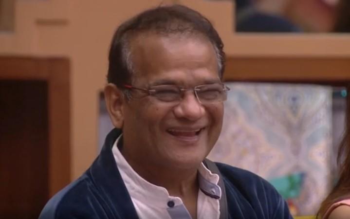 Vidyadhar Joshi, Bigg Boss Marathi 2