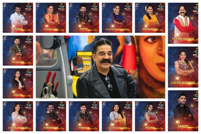 Bigg Boss Tamil season 3: Here are the complete profiles and photos