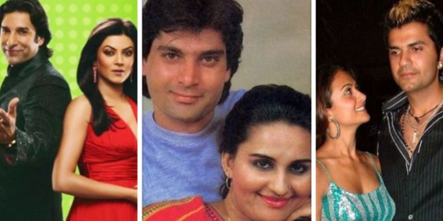 Actresses and cricketers