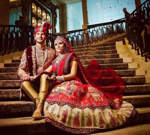 Aarti Chabria wedding