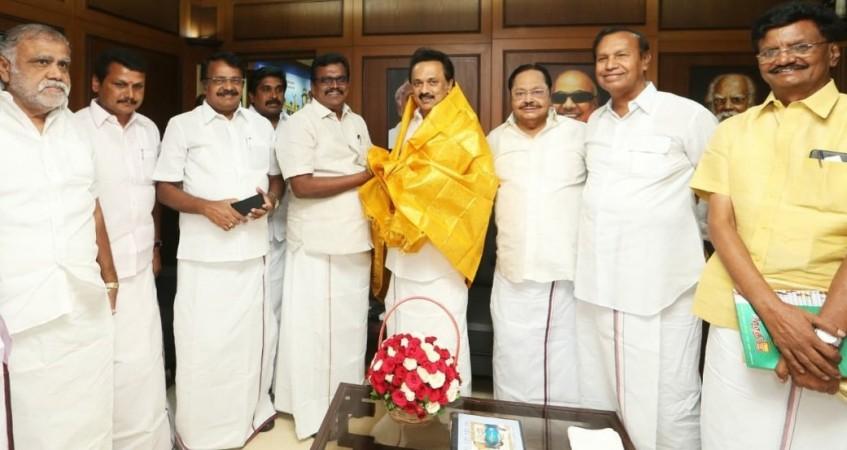 Thanga Tamilselvan