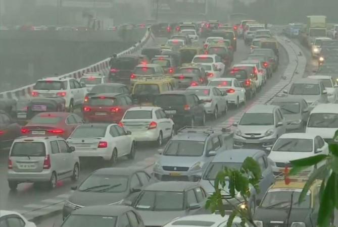 Western Expressway Highway traffic