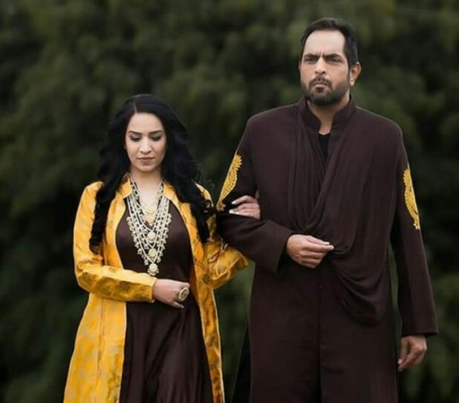 Vishwajeet and Sonalika