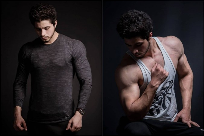 Fitness trainer Umair Orakzai