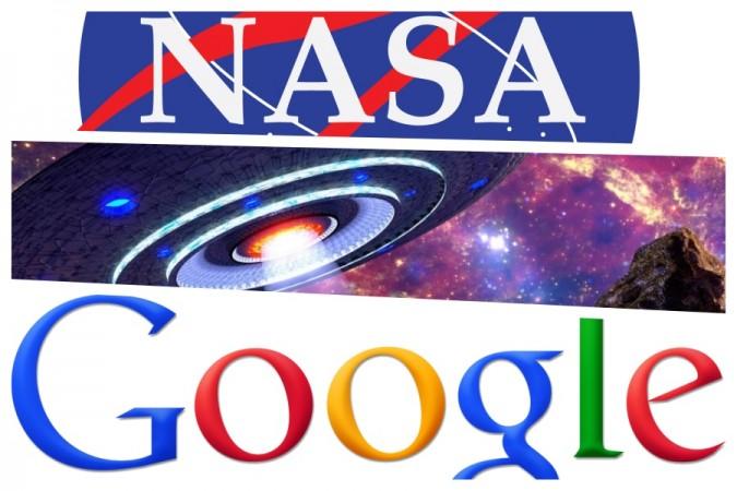 UFO Google
