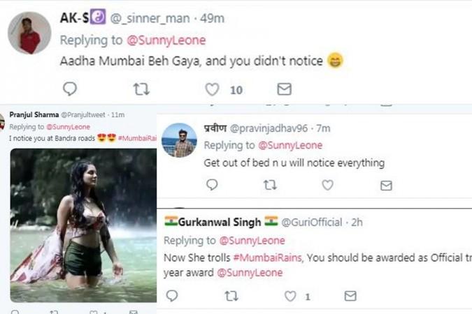 Sunny Leone Abused